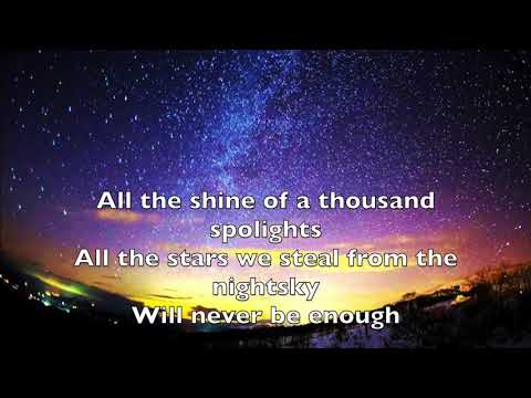 Never Enough (lyrics) by Loren Allred