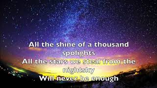 Video Never Enough (lyrics) by Loren Allred download MP3, 3GP, MP4, WEBM, AVI, FLV Maret 2018