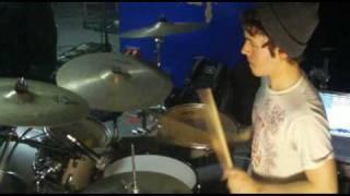 JimmyK - The Mars Volta - Cicatriz esp (Drum Cover)