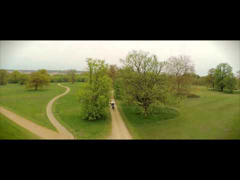 Hylands House Aerial Video