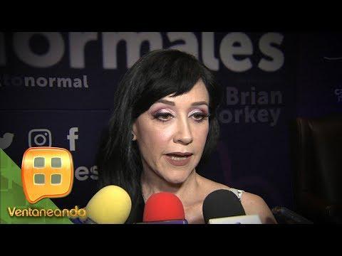 Susana Zabaleta apoya la legalizaci�n de la mariguana en M�xico y admite que la ha probado