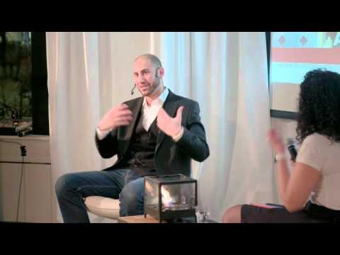 Arash Pendari, Founder Vionlabs @ Startup Grind Stockhom