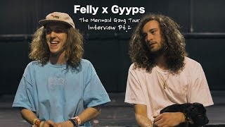 Felly & Gyyps Talk About Doing You, Not Chasing The $$$ + More In Pt.2 Of Our Exclusive Interview
