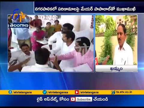 No Disputes with Car Porters Khammam | Mayer Papalal With Etv