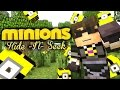 GREATEST JUKE EVER! | Minecraft Mini-Game MINIONS HIDE N SEEK /w Facecam!