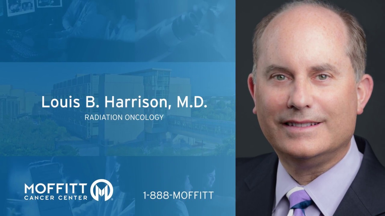Louis B  Harrison | Moffitt