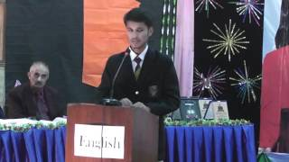 part 05 1st declamation contest 30 nov 2016 in qdps gujranwala