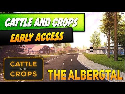 Early Access Version Neue Karte Neue Geräte | CATTLE AND CROPS | Karvon
