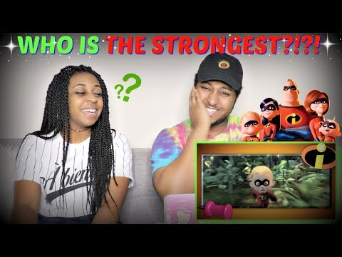 'Film Theory: Which of The Incredibles Is THE MOST Incredible? (The Incredibles)' REACTION!!!