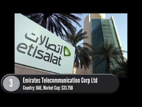 Top 10 Middle East(Arab/Gulf) Companies