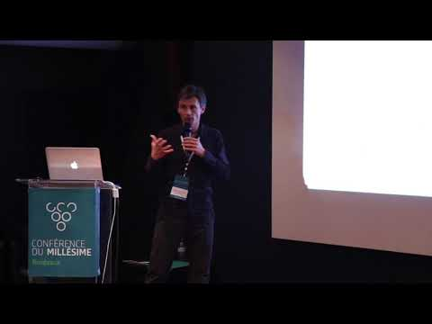 2015 Bordeaux Conference du Millesime - Thibaut Verdenal - Distribution Azote Facteurs Variations