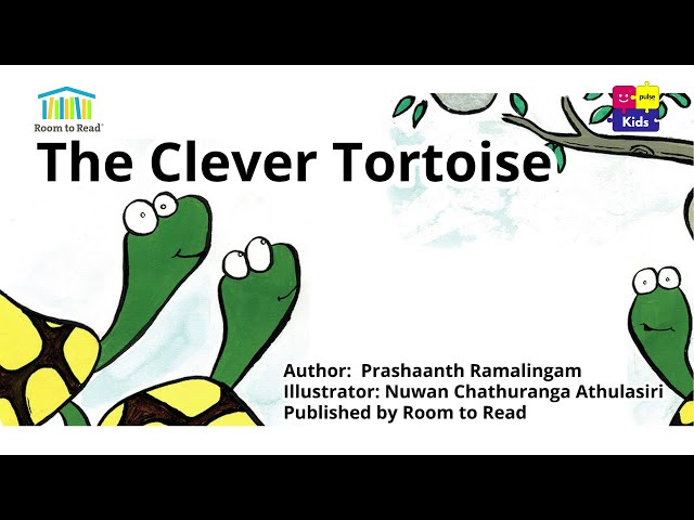 The Clever Tortoise | Read Aloud Videos with Room to Read