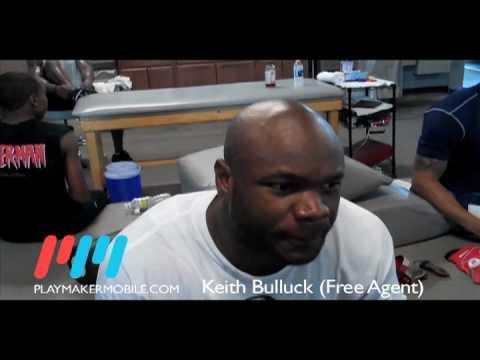 BCS Predictions: Keith Bulluck (Free Agent)