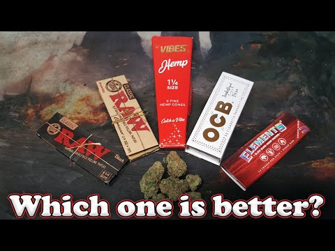Top 5 Rolling Papers…, Which One Is Better?