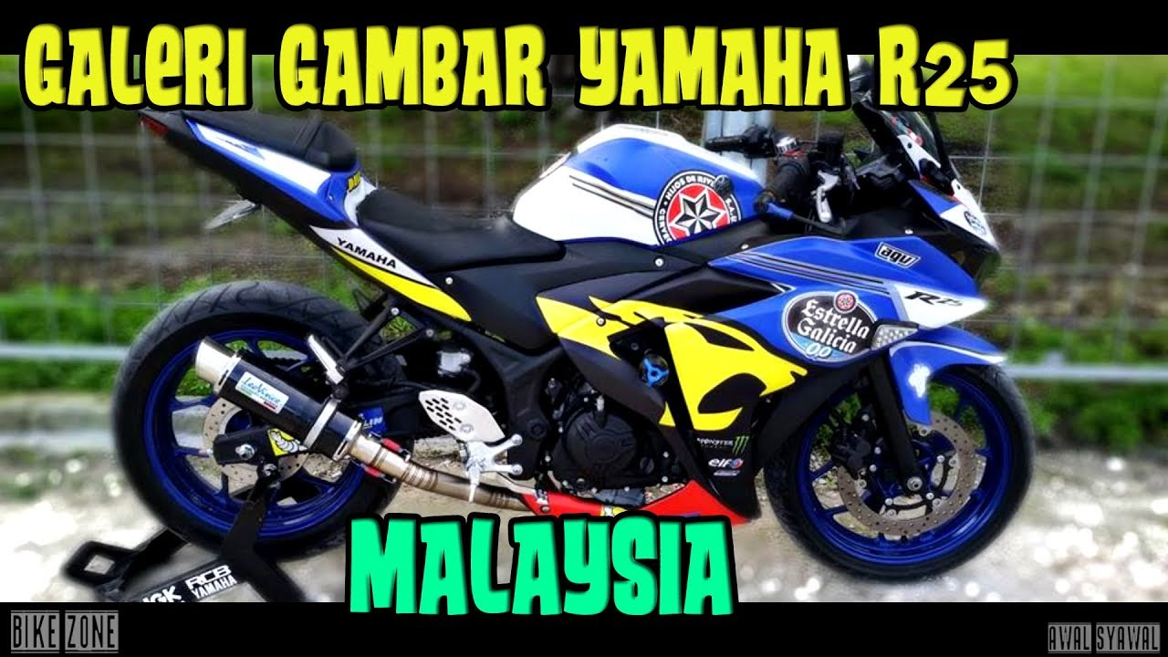 Yamaha r25 malaysia vol 1 by awal syawal