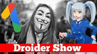 iPhone 8S, Google One и ответный удар Anonymous | Droider Show #348