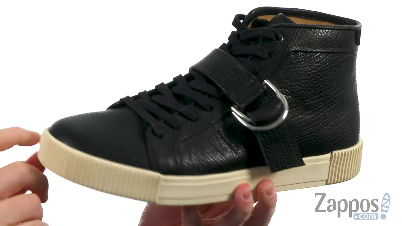 Lyons Hi Top Sneaker Michael Bastian Gray Label LsIf5