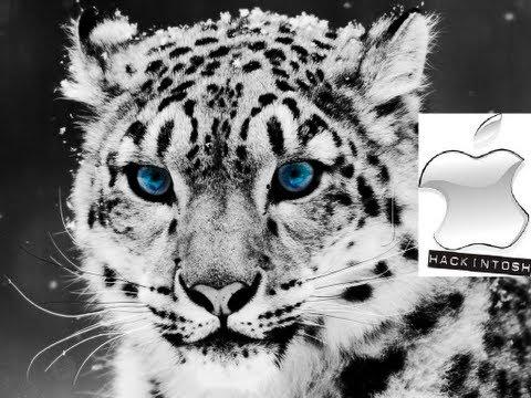 Como descargar e Instalar Mac OS X Snow Leopard 10.6 en un PC   Spanish