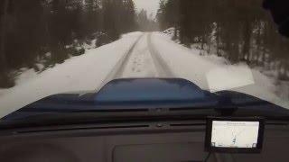 Rally Sweden - Svullrya Video Recce 2016
