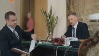 Максим(Виктор Бойко) у Болотина (сериал