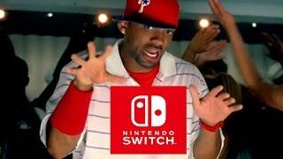 Will Smith Nintendo Switch music video mashup Trailer