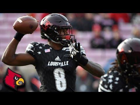 Lamar Jackson: 342 Total Yds, 4 TD vs. Virginia