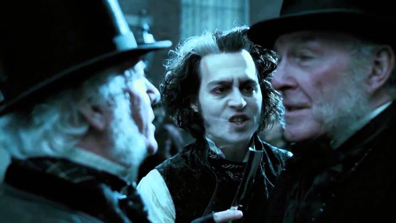 Download Sweeney Todd: The Demon Barber of Fleet Street - Trailer