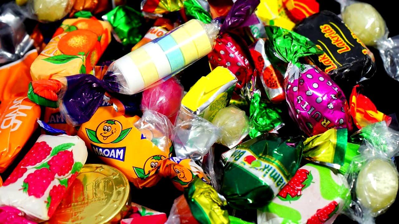 Картинки конфеты только побольше