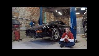 Замена обычного шланга починила мою дешевую Ferrari F355 (Hoovies Garage на русском)