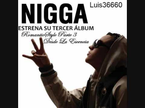 Nigga - Si Tu Te Vas (Romantic Style 3) [La Esencia]