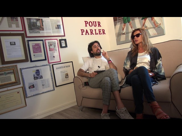 Pour Parler stories Federica Moro 14.09.2019