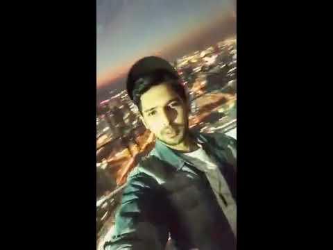Armaan malik in burj khalifa Facebook live chat top of world