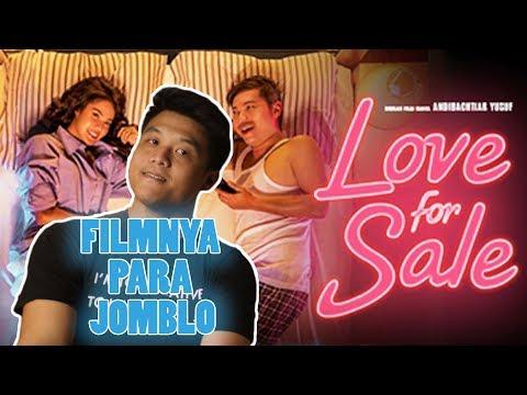 FILMNYA PARA JOMBLO! Love For Sale Film Review + Giveaway Tiket! #MovieTime