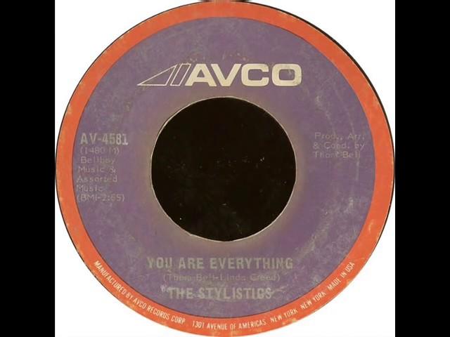 the-stylistics-you-are-everything-1971-katy-jones