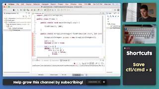 Prime Numbers Program in Java