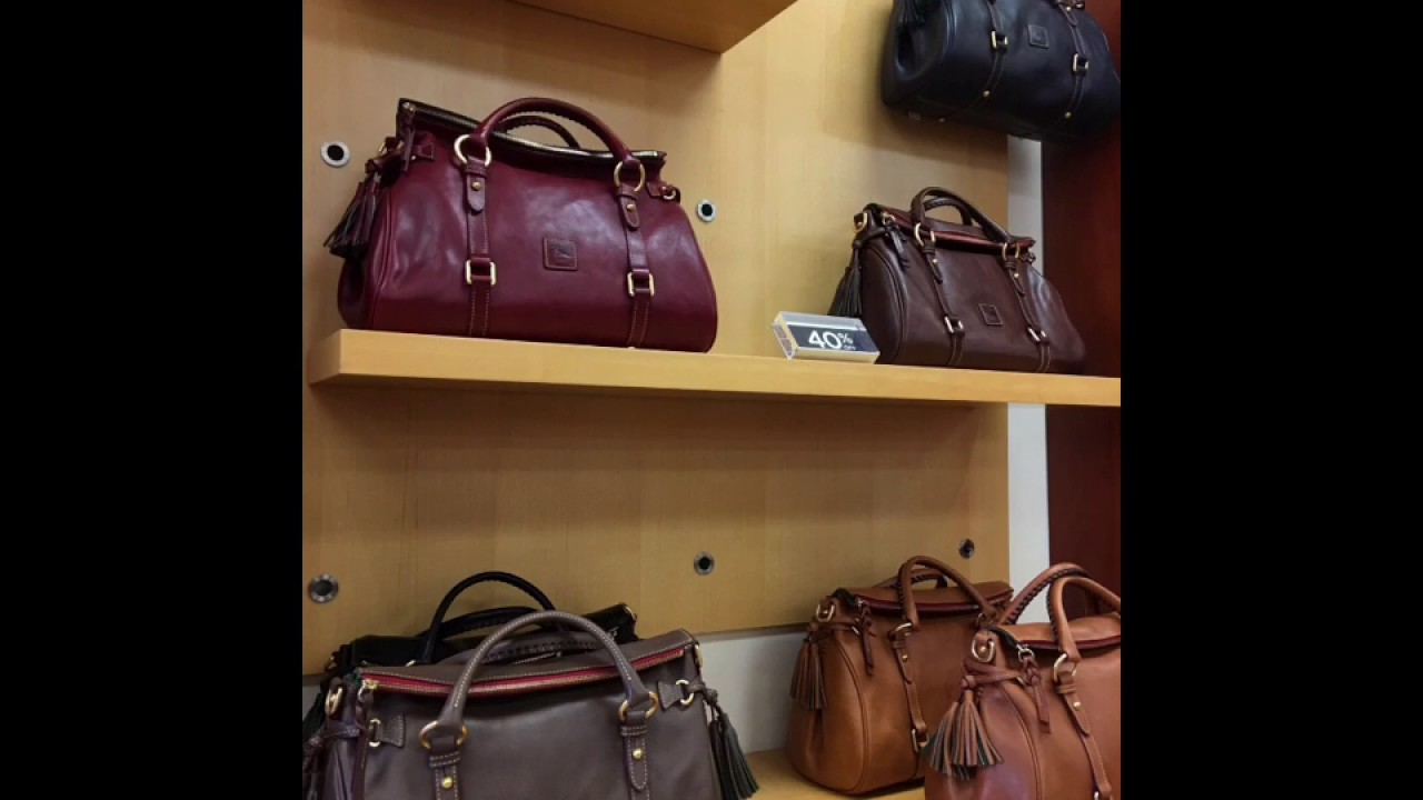 Dooney Bourke San Marcos Tx Factory Outlet Trip 11 25 18