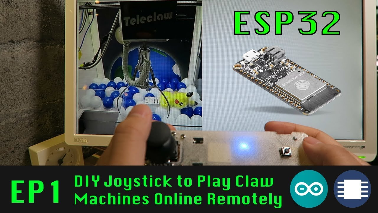 The Internet Of Claw Machines | Hackaday