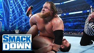 Otis vs. Drew Gulak: SmackDown, Jan. 3, 2020