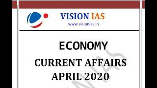 April 2020 ECONOMY PART 1 || V…