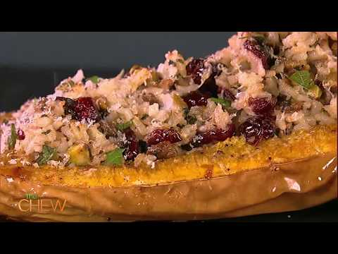 Perfect Stuffed Butternut Squash Recipe for the Fall | The Chew