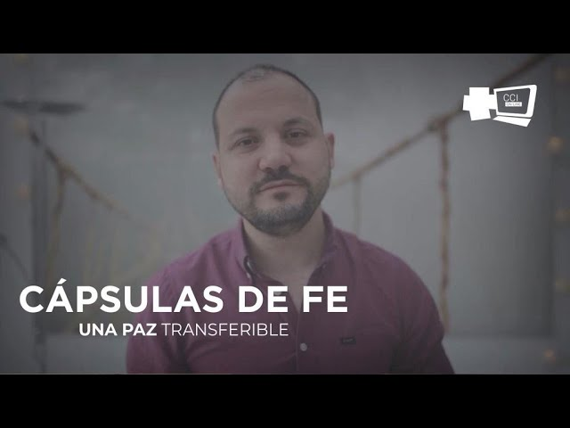 UNA PAZ TRANSFERIBLE (David Henao)