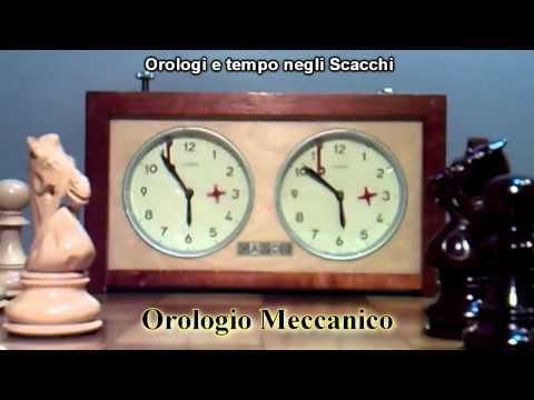Lezioni di Scacchi - 57. Orologi e tempo negli Scacchi