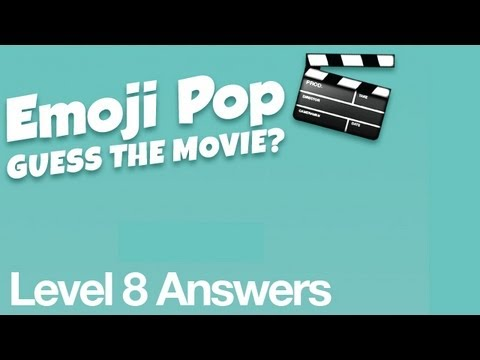 Emoji Movie Guess Level 8 Videos Youteube