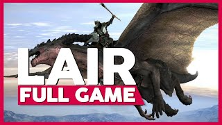 Lair | PS3 | Full Gameplay/Playthrough | No Commentary