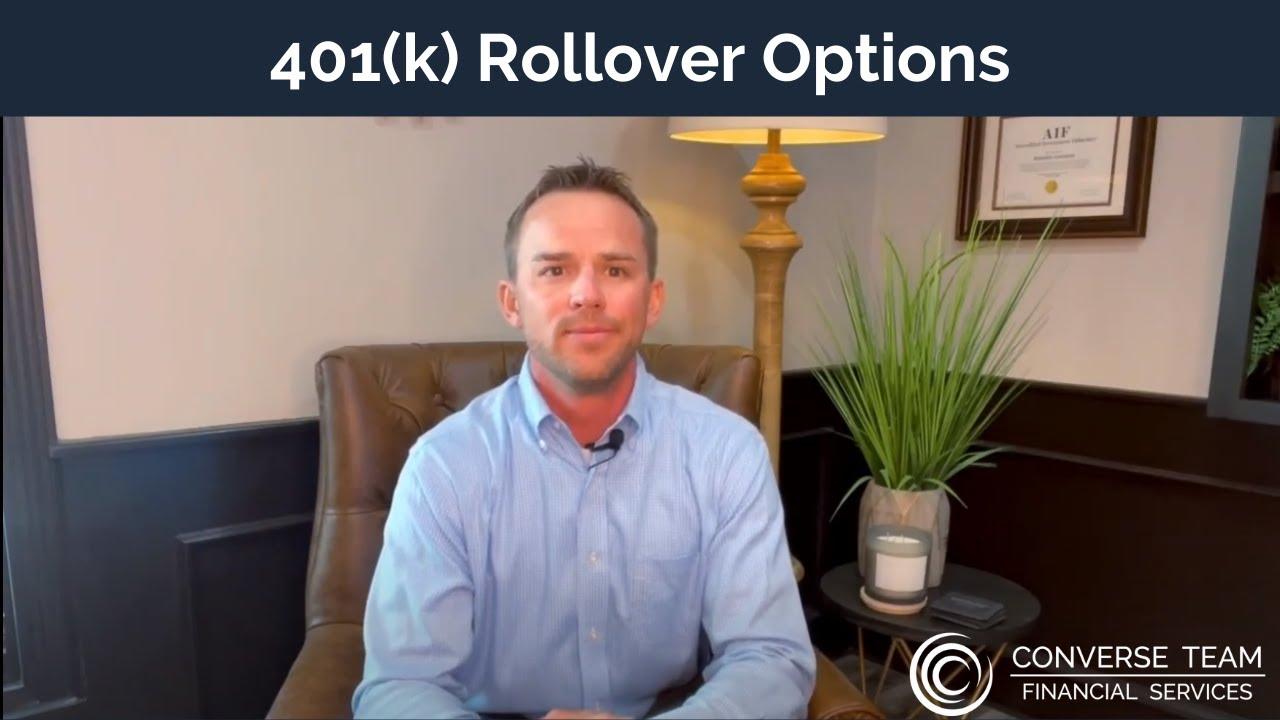 Understanding 401(k) Rollovers
