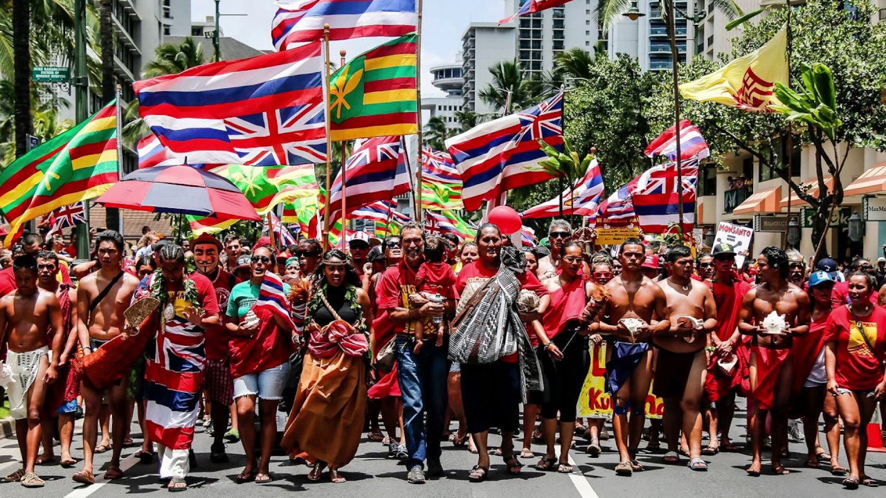 Image result for Hawaiian sovereignty
