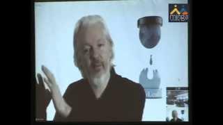 Julian Assange: Software Libre y Soberanía Tecnológica