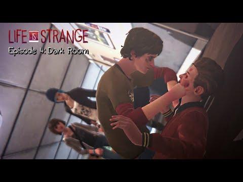 Life Is Strange · Warren Beats Up Nathan (Episode 4: Dark Room)