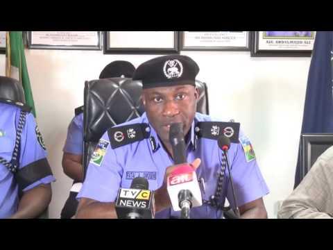 LAGOS POLICE TALK TOUGH IN BATTLE AGAINST STREET GANGS