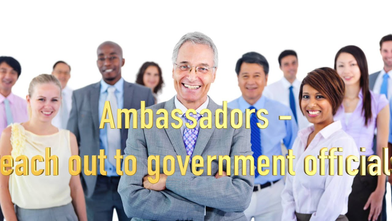 why i want to become an ambassador Essays - largest database of quality sample essays and research papers on why i want to become an ambassador.